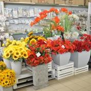 stroiki i kwiaty sztuczne