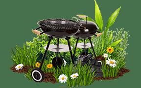 grill, weekend, węgiel, podpałka, akcesoria grillowe, grilla czas zaczać, jucca, centrum ogrodnicze tarnowo podgórne, poznań