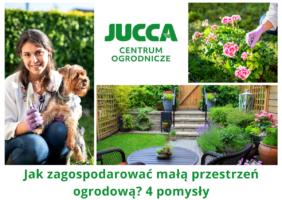 Jak zagospodarować małą przestrzeń ogrodową?